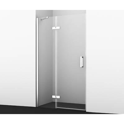 Душевая дверь распашная левая 120Wasserkraft Aller 10H05L