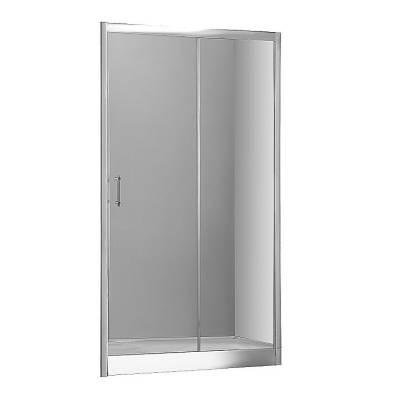 Душевая дверь 150 Aquanet Alfa NAA6121 прозрачное стекло