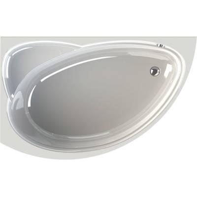 Акриловая ванна Vannesa Модерна 160x100 левая