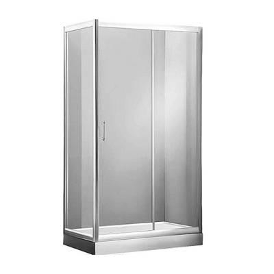 Душевой уголок 120x80 Aquanet Alfa NAA1131 прозрачное стекло