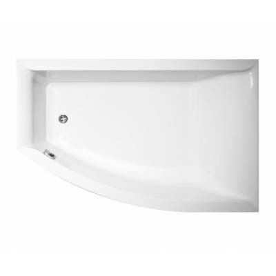 Акриловая ванна Vagnerplast Veronela правая 160x105x45
