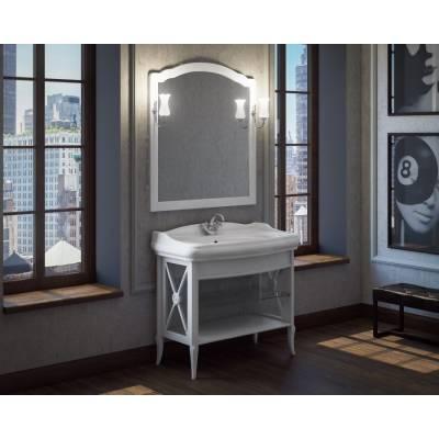 Комплект мебели Smile Империал 100 белый