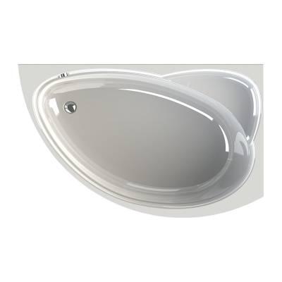 Акриловая ванна Vannesa Модерна 160x100 правая