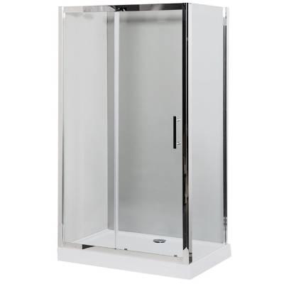 Душевой уголок 150x80 Aquanet Delta NPE1131 прозрачное стекло