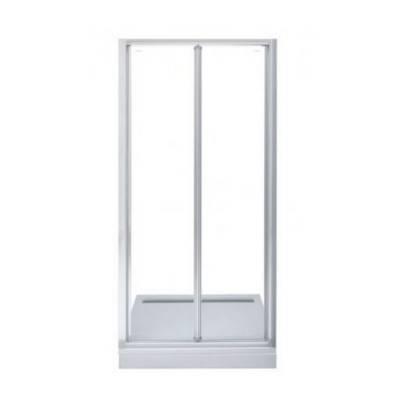 Душевая дверь 80 Aquanet Alfa NAA6422 прозрачное стекло