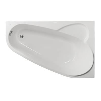 Акриловая ванна Vagnerplast Selena 160x105x43 правая