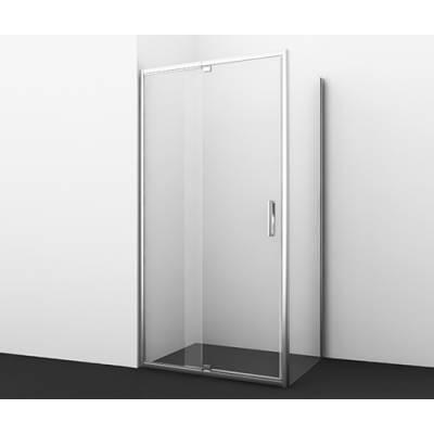 Душевой уголок с распашной дверью 120x80 Wasserkraft Berkel 48P06