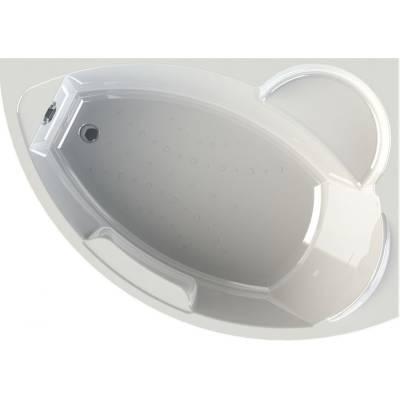Акриловая ванна Vannesa Алари 168x120 правая