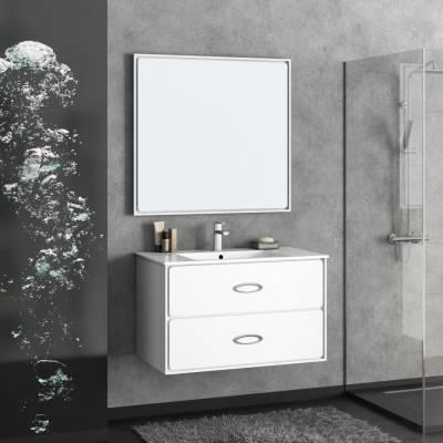 Комплект мебели Smile Монтэ 90 белый