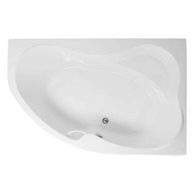 Акриловая ванна Aquanet Capri 170x110 R правая