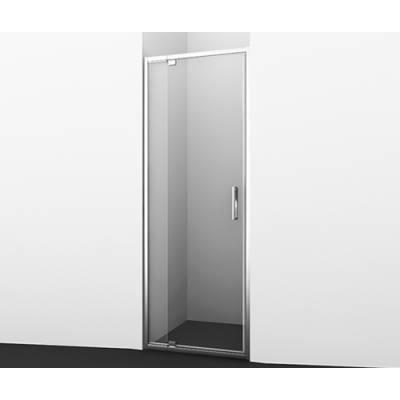 Душевая дверь распашная 90 Wasserkraft Berkel 48P04