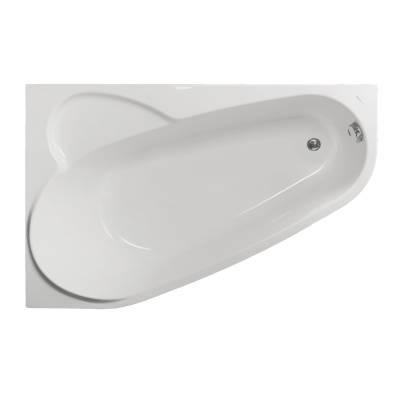 Акриловая ванна Vagnerplast Selena 147x100x43 правая