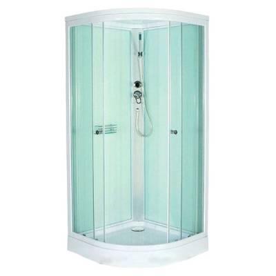 Душевая кабина 80x80 Aquanet GT-230 матовое стекло