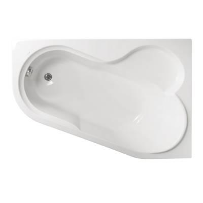 Акриловая ванна Vagnerplast Selena 160x105x43 левая