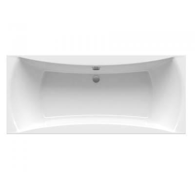 Акриловая ванна Alpen Luna 160x75