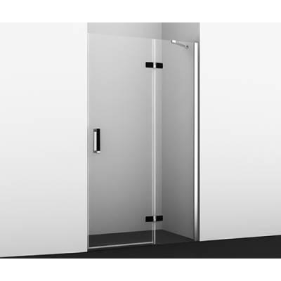Душевая дверь распашная Правая 120Wasserkraft Aller 10H05RBLACK