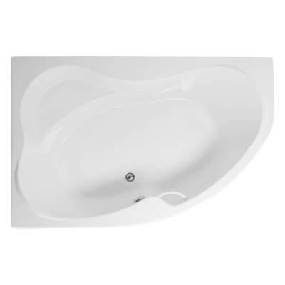 Акриловая ванна Aquanet Capri 170x110 L левая