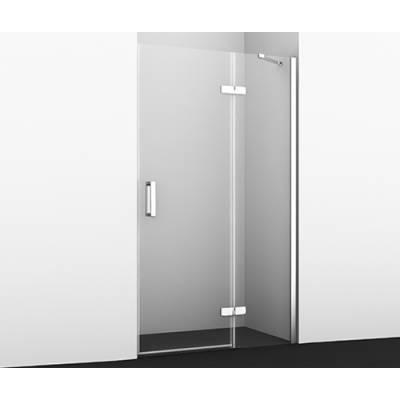 Душевая дверь распашная Правая 120Wasserkraft Aller 10H05RWHITE