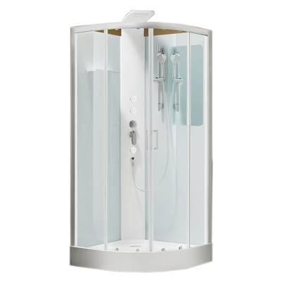 Душевая кабина 90x90 Aquanet Passion R прозрачное стекло