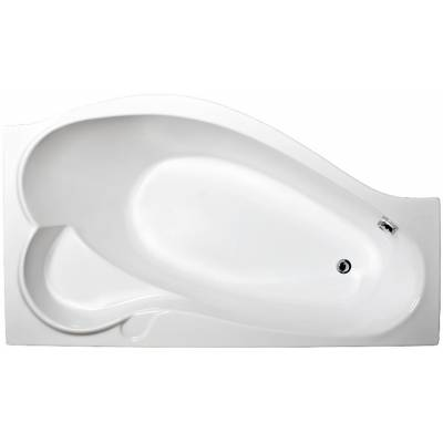 Акриловая ванна Marka One Gracia 170x100 R