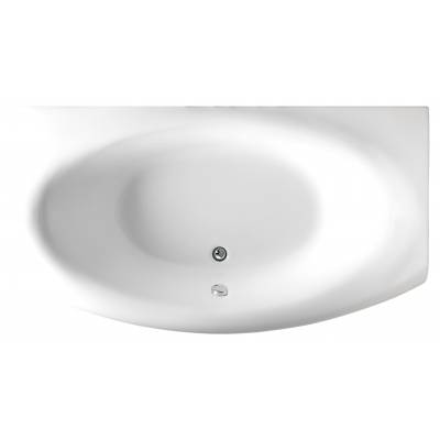Акриловая ванна Marka One Nega 170x95