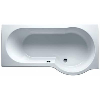Акриловая ванна Riho Dorado 170x75 L левая