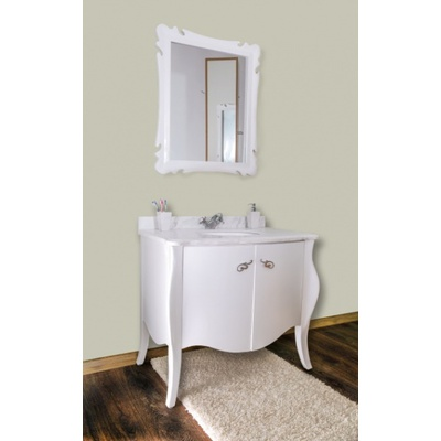 Мебель для ванной Timo Mira White 19658