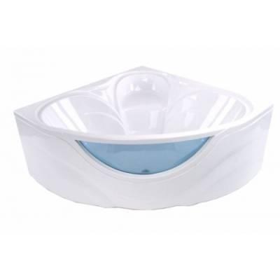 Акриловая ванна Тритон Виктория со стеклом 150x150x67