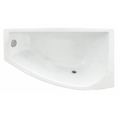 Акриловая ванна Тритон Бэлла левая 140x75x60
