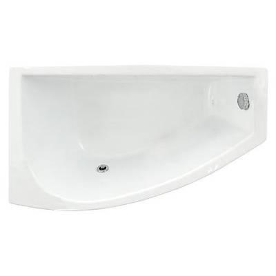 Акриловая ванна Тритон Бэлла правая 140x75x60