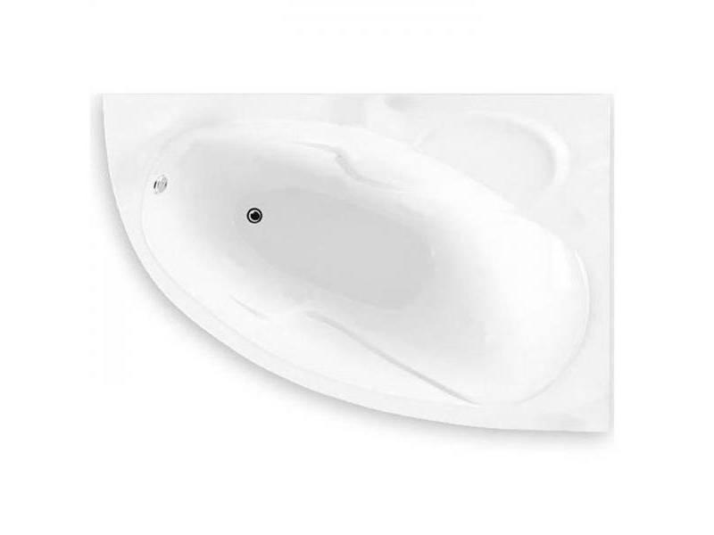 Акриловая ванна Тритон Изабель левая 1700х1000х630