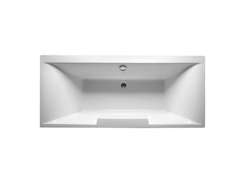 Акриловая прямоугольная ванна Vayer Casoli 180x80 см