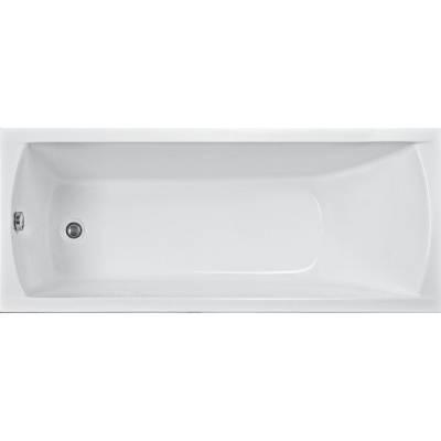 Акриловая ванна Vayer Milana 165x70 см